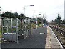 TQ2863 : Wallington station by Marathon