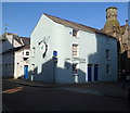 SH4762 : Caernarfon Information Centre and Pendeitsh Gallery, Caernarfon by Jaggery
