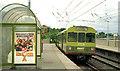 O2328 : DART train, Salthill by Albert Bridge