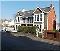 ST1067 : Early Edwardian houses, Barry by Jaggery
