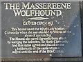 J1486 : The Massereene Wolfhound - 2 by Robert Ashby
