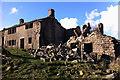 SD9831 : Derelict farm at Coppy, above Crimsworth Dean by Phil Champion
