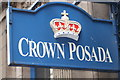 NZ2563 : Crown Posada public house by Martin McG