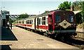 T3094 : NIR railcars, Wicklow by Albert Bridge