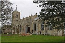 TF4024 : St Mary Magdalene church, Gedney (2) by J.Hannan-Briggs