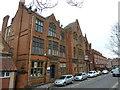 SP4540 : Former Mechanics' Institute, Banbury by Chris Allen