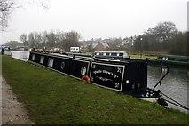 SE3629 : A Yorkshire Narrowboat by Graham Hogg