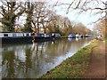 TQ0562 : River Wey Navigation by Alan Hunt