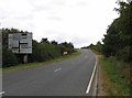 TL0875 : B660 towards Catworth by Andrew Tatlow