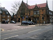 SP4540 : Church House Restaurant, Banbury by Paul Gillett