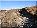 NN0875 : Mast road, Achaphubuil by Richard Webb