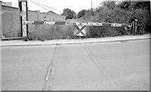 S7127 : Rosbercon level crossing, New Ross (1999-1) by Albert Bridge