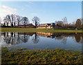 SU5983 : Moulsford's Lakeside Pavilion by Des Blenkinsopp