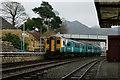 SH7045 : Arriva Train at Blaenau Ffestiniog, Gwynedd by Peter Trimming