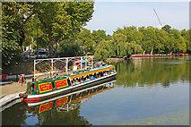 TQ2681 : Little Venice by Wayland Smith
