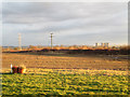 SK3132 : Across the Trent Valley on a spring evening by John Sutton