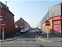 ST1067 : Kathleen Street, Barry by Jaggery