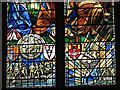 TQ3182 : St Mark's, Clerkenwell: east window detail by Stephen Craven