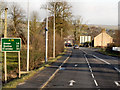 NY0076 : A75 east of Dumfries by David Dixon