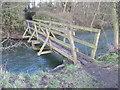 TA0860 : Burntmill  Bridge  (Footbridge) by Martin Dawes