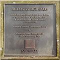 SJ4786 : Hillsborough Oaks Memorial by David Dixon