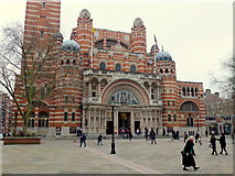 TQ2979 : Westminster Cathedral by Jonathan Billinger