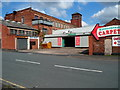 SO8376 : Kidderminster Carpets, Kidderminster by Jaggery