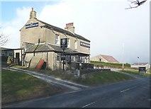 SE0721 : Sportsmans Inn, Rochdale Road by Humphrey Bolton