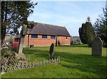 SU3180 : St Lukes Church, Upper Lambourn by Des Blenkinsopp