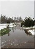 TQ3005 : Footpath, Preston Park by Simon Carey