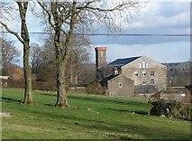 SE0721 : Brian Royd Mill, Greetland by Humphrey Bolton