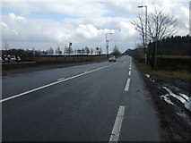 SD6715 : Belmont Road (A675) by JThomas