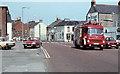 J4187 : Fire appliance (on call), Carrickfergus by Albert Bridge
