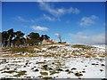 NZ0843 : Quickburn Grange by Robert Graham
