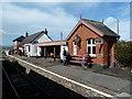 ST0243 : Blue Anchor Station, West Somerset Railway by Chris Allen