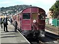 SS9746 : West Somerset Railway - Minehead Station by Chris Allen