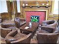 SJ8398 : Exchange Club suite reception  area, Royal Exchange Theatre by David Hawgood