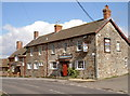 ST5557 : The Blue Bowl Inn by Neil Owen