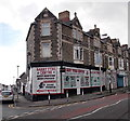 ST1268 : Barry Tyre Centre, Barry by Jaggery