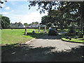 SP0892 : Driving around in Witton Cemetery by Robin Stott
