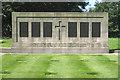 SP0892 : First World War Memorial, Witton Cemetery by Robin Stott
