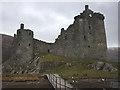 NN1327 : Kilchurn Castle, Loch Awe by Karl and Ali