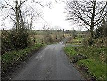 H5575 : Fingrean Road, Altdrumman by Kenneth  Allen