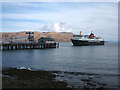 NM7137 : Ferry terminal, Craignure Pier by Karl and Ali