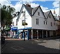 SO2914 : Abergavenny Bookshop, Abergavenny by Jaggery