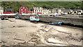 S7010 : Passage East harbour by Albert Bridge