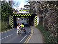 TQ0179 : Horse Under The Bridge by Des Blenkinsopp