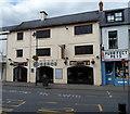 SO2914 : Auberge, Abergavenny by Jaggery