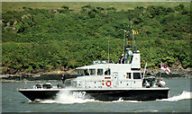 "S7010 : HMS ""Exploit"", River Suir by Albert Bridge"