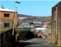 SK3587 : Sheffield industry by Bobby Clegg